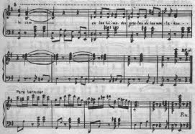 Primer gran èxit com a compositor