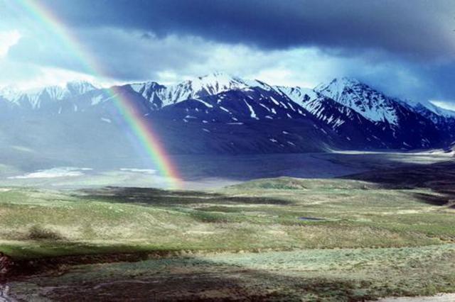 U.S obtains Alaska