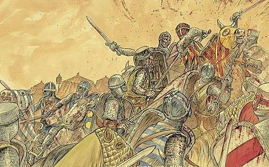Batalla de Muret