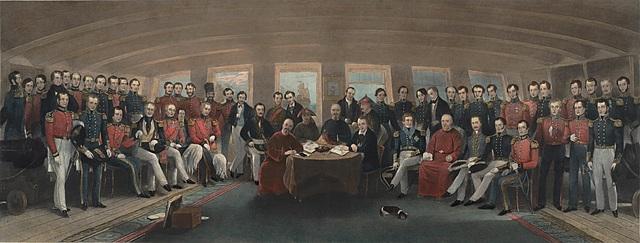 Opiumskrigen mellom Storbritiannia og Kina