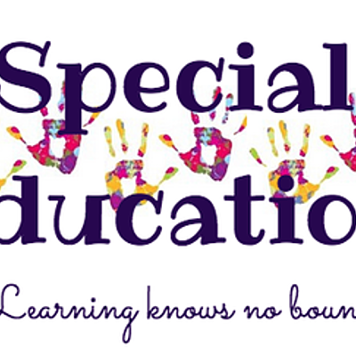 Special Education History  timeline