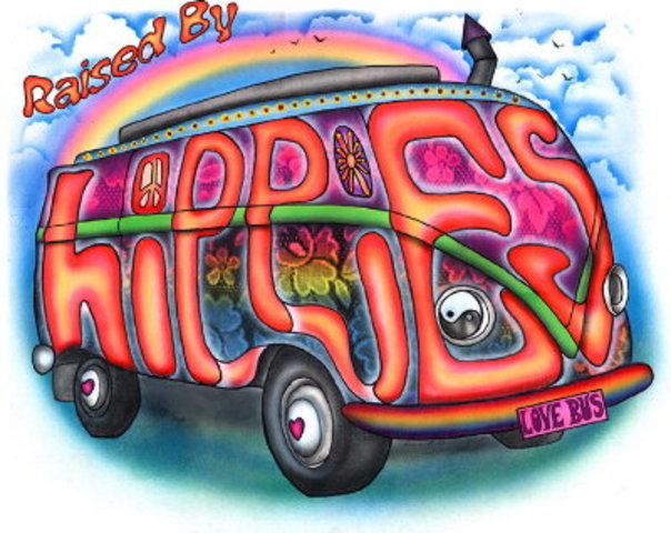 hippies era