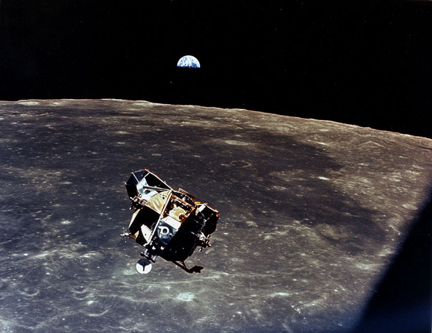 Apollo 11 mission to put man on the moon