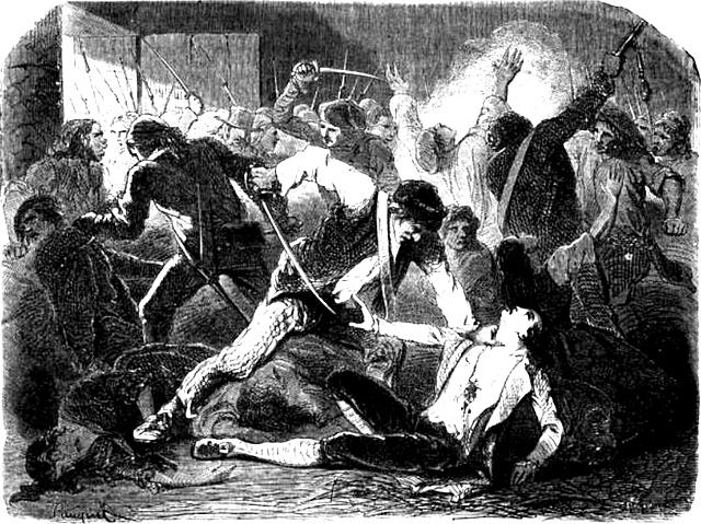 Os massacres de setembro