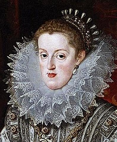 Casament Felip III amb Margarita d'Austria