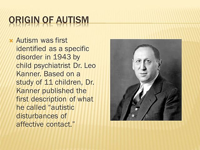 Classification of Autism