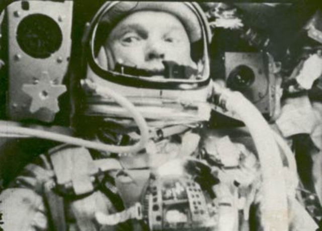 John Glenn - First American citizen in space