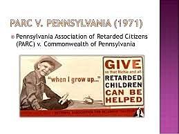 Pennsylvania Association for Retarded Children v. Commonwealth of Pennsylvania