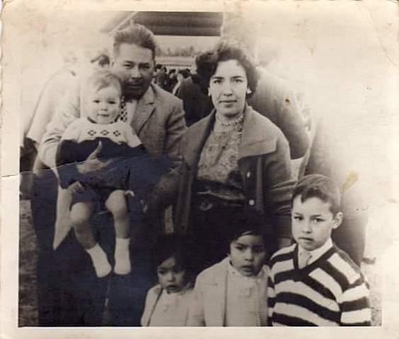 Nacimiento de mi Abuelo paterno