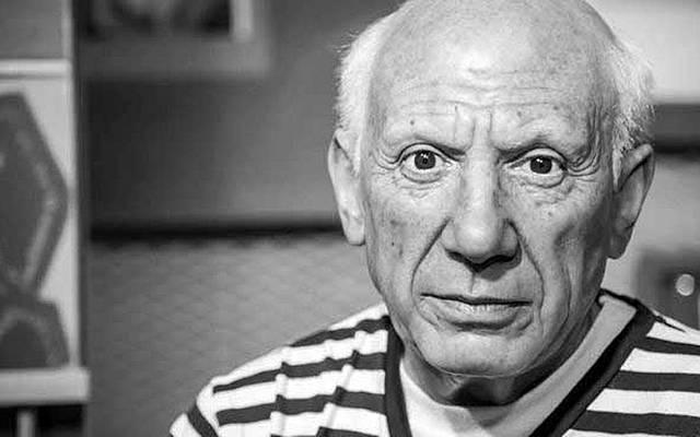 Picasso muere