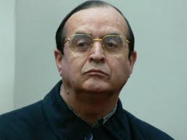 Vladimiro's Sentence  2002-04