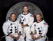 First man to the moon