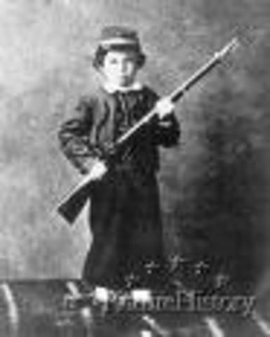 Lincoln's fourth son Thomas Lincoln.