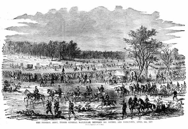 The Battle of Big Bethel