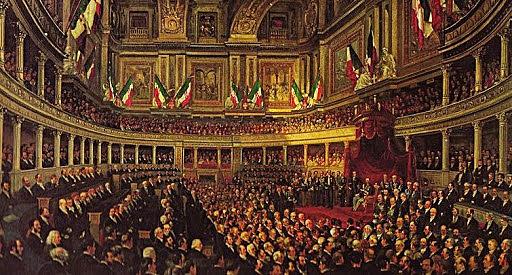 Primo Parlamento del Regno d'Italia