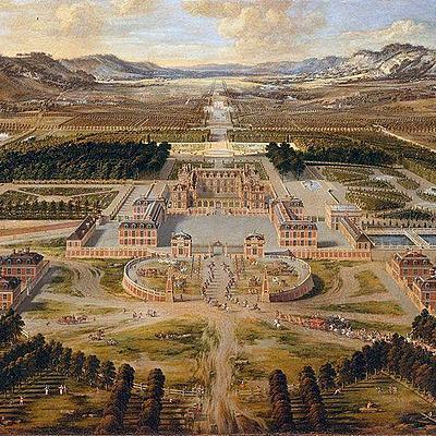 el palau de versalles timeline