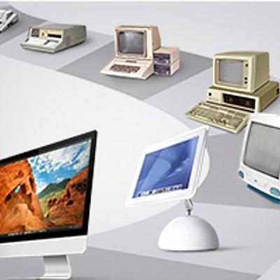 Evolução do Computadores  timeline