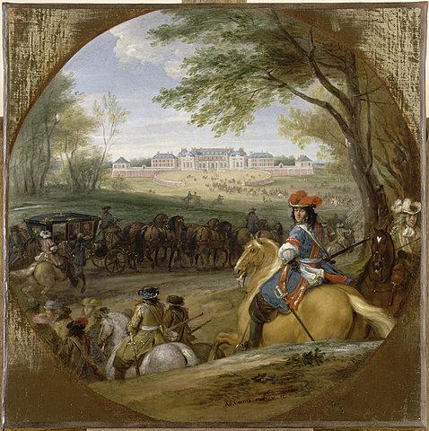 Lluís XIV i Versalles