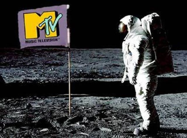 MTV logo debuts