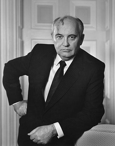 М. С. Горбачев был избран новым генсеком