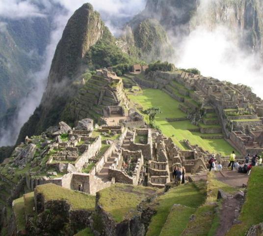Machu Picchu is Discovered