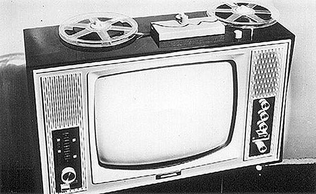 Продан первый домашний видеомагнитофон