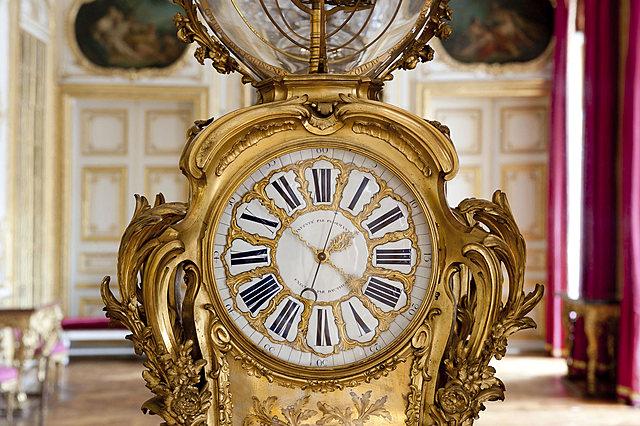 Espais privats de Lluís XV