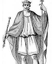 3. King Aethelwulf (839 - 856)