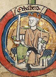 5. King Aethelbert (860 - 866)