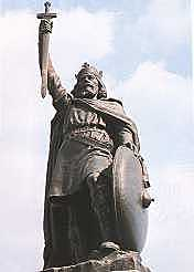 7. King Alfred the Great ( 871 - 899)
