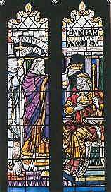 13. King Edgar (959 - 975)