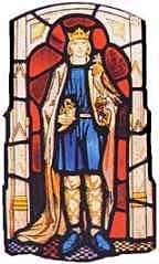 14. King Edward The Martyr (975 - 978)