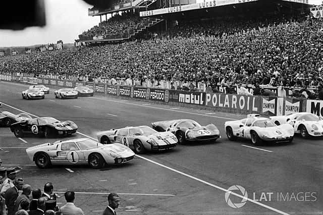Suspension carrera Le Mans