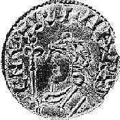 19. King Harthacnut (1040 - 1042)