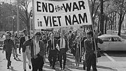 End of Vietnam War for US