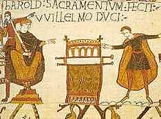 21.  King Harold II (1066)