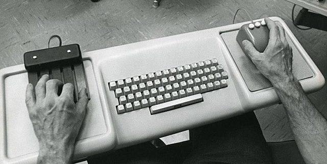 Prototipo de Douglas Engelbart