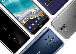 6º Generación teléfonos móviles