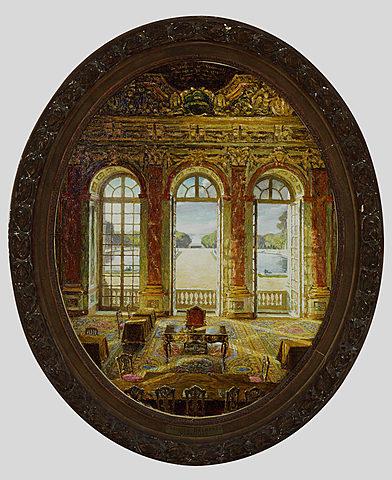 La firma l'acord de Versalles