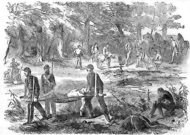 Th Battle of Bull Run --- Outset
