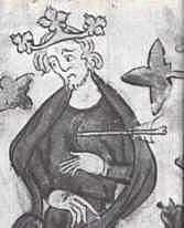 23. King William II Rufus (1087 - 1100)