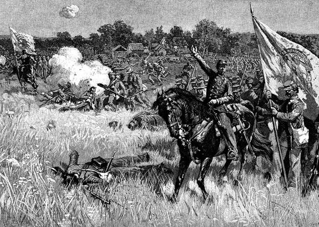 The Battle of Bull Run --- Aftermath