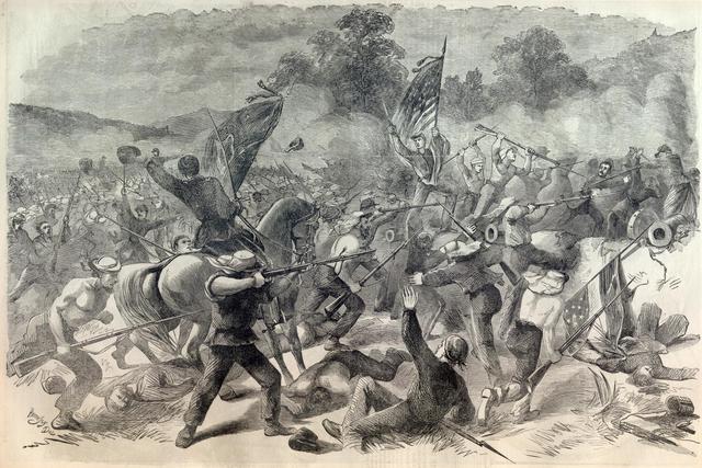 The Battle of Bull Run --- Closing