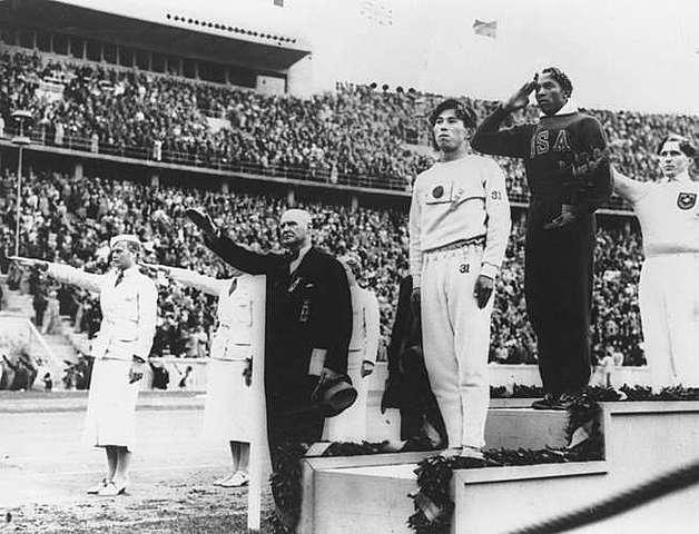 Du 1er au 16 Août 1936 : Les Jeux Olympiques de Berlin