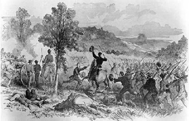 The Battle of Wlson's Creek