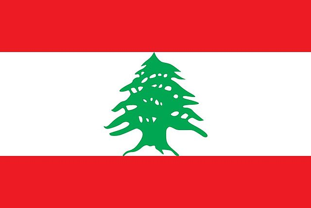 First Case in Lebanon