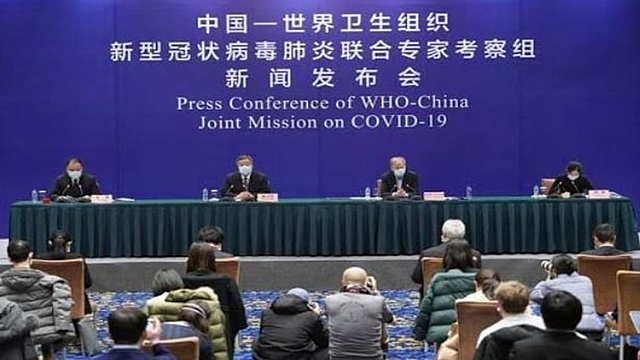 WHO-China Findings Published
