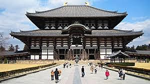 restoration of nara temple