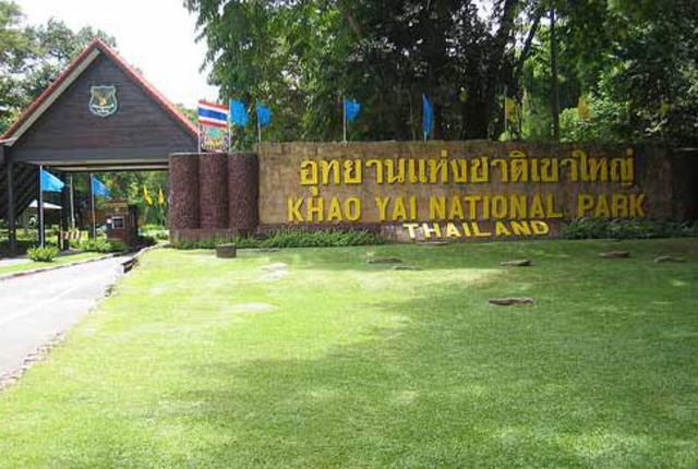 My First Overnight School Trip at Khao Yai