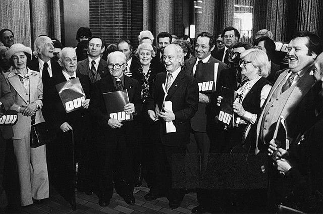 Référendum sur la souveraineté-association*20 mai 1980